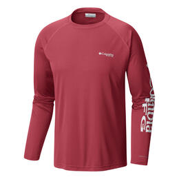 Columbia Men's Terminal Tackle Long Sleeve T Shirt