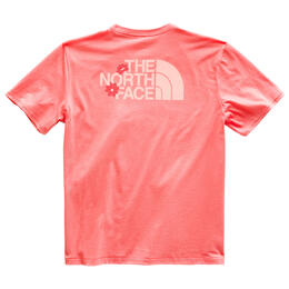 The North Face Women's Boxy Floral Short Sleeve T Shirt