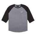 Brixton Men's Garth 3/4 Sleeve Knit T-Shirt