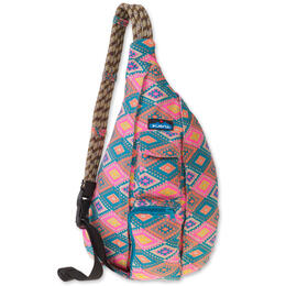 KAVU Women's Rope Pack Rhombus Rug Backpack