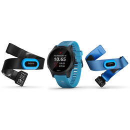 Garmin Forerunner® 945 GPS Running Watch Bundle