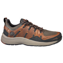 Timberland Men's Flyroam Trail Low Dark Brown Oxford Hiking Shoes