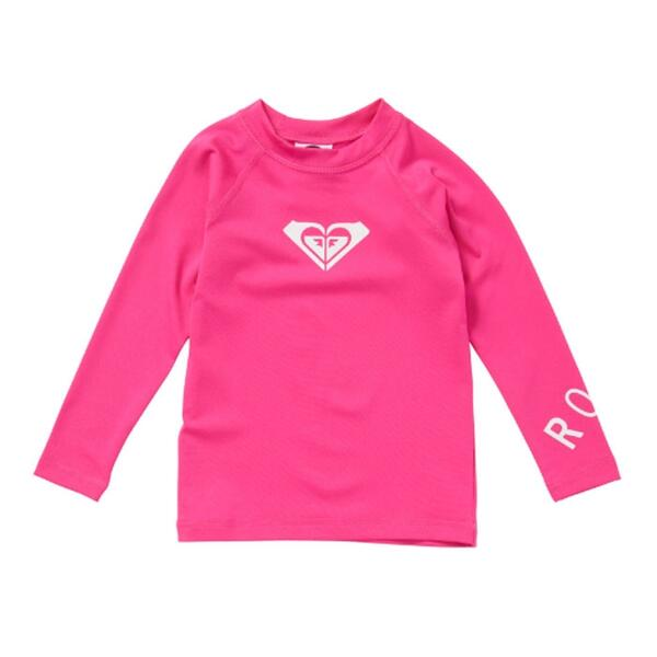 Roxy Toddler Gi Whole Hearted Ls Rashguard