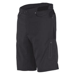 Zoic Men's Either Plaid Cycling Shorts