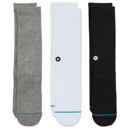 Stance Men's Icon 3Pack Socks