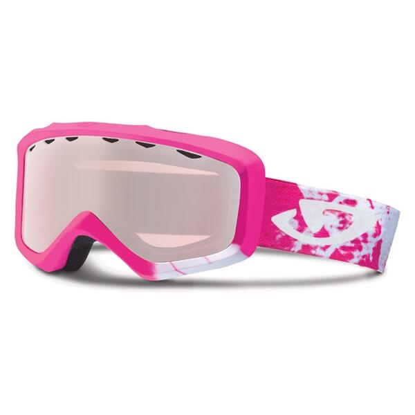 Giro Charm Snow Goggles With Rose Silver Lens