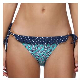Sperry Top-sider Women's Marrakesh Medley Tie Side Bikini Bottom