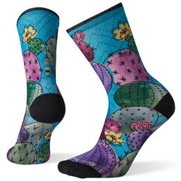 Smartwool Women's Cactus And Flowers Crew Socks