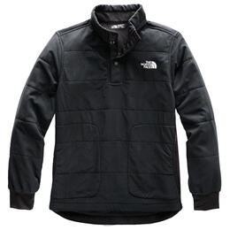 The North Face Boy's Mountain 1/4 Snap Neck Sweatshirt