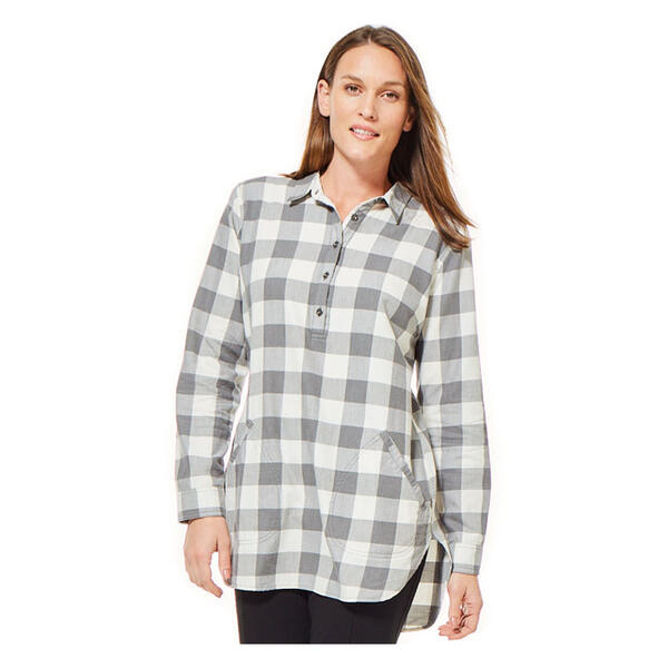 Royal Robbins Women's Jackson Plaid Tunic