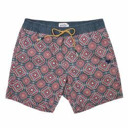 Party Pants Men's Quantum Beaver Swim Shorts