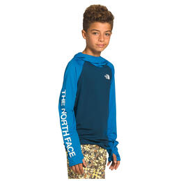 The North Face Boy's Class V Long Sleeve Water Hoodie