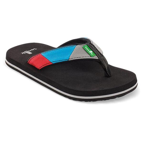 Sanuk Youth Block Party Boys Sandals