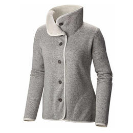 Columbia Women's Darling Days Bonded Fleece Sweater Jacket