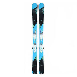 Rossignol Women's Temptation 84 All Mountain Skis with Saphir 110 Bindings '17