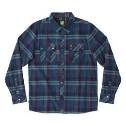 Hippy Tree Men's Watson Flannel Shirt