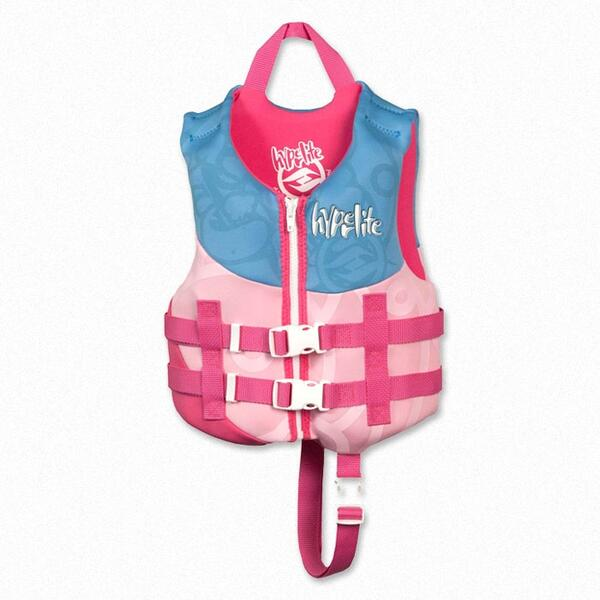Hyperlite Girlz Child Indy USCGA Wakeboard Vest