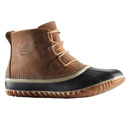 Sorel Women's Out' N About Leather Apres Ski Boots