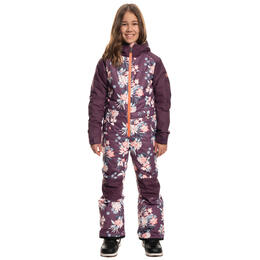 686 Girl's Shine One Piece Snowsuit