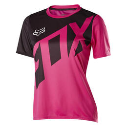 Fox Racing Women's Ripley Short Sleeve Cycling Jersey