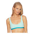 Splendid Women's Color Blocked Swim Top