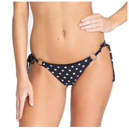 Billabong Women's True That Dot Tropic Bikini Bottoms