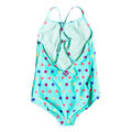 Roxy Girl's Rainbow Dots One Piece Swimsuit