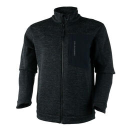 Obermeyer Men's Gunner Bonded Knit Jacket