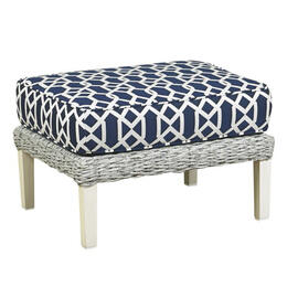 Libby Langdon Mooring Collection Ottoman