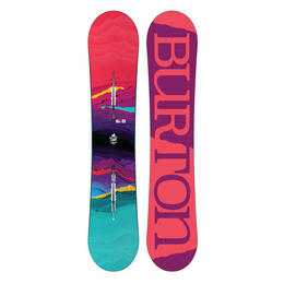 Burton Women's Feelgood Flying V Snowboard '18