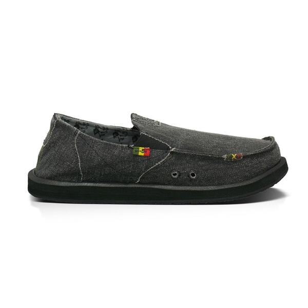 Sanuk Men's Kingston II Slip On Shoes