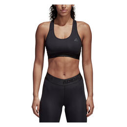 Adidas Women's Don't Rest Alphaskin Sports Bra, Black