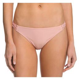 Roxy Women's Take Me To The Sea Surfer Bikini Bottom