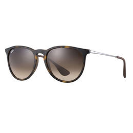 Ray-Ban Women's Erika Classic Sunglasses With Brown Gradient Lenses