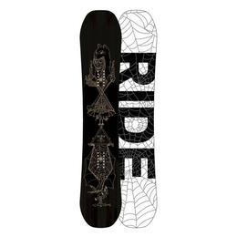 Ride Men's Wildlife All Mountain Snowboard '18