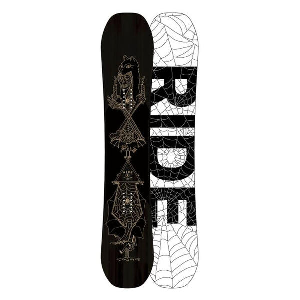 Ride Men's Wildlife All Mountain Snowboard
