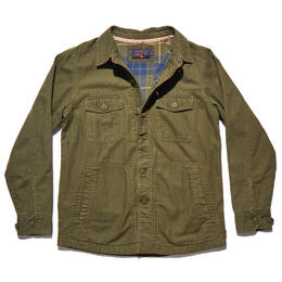 The Normal Brand Men's Military CPO Jacket