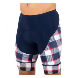 Canari Men's Force Tartanic Cycling Shorts