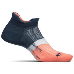 Feetures Elite Max Cushion No Show Tab Running Socks