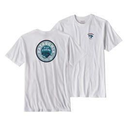 Patagonia Men's Fly Lines Cotton/Poly Responsibili-Tee T Shirt