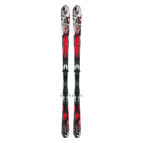 K2 Men's AMP 72 All Mountain Skis with M2 10 Bindings '14