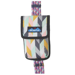 Kavu Women's Chevron Sketch Phone Booth