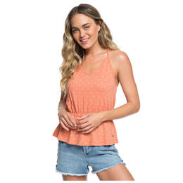 Roxy Women's Peaceful Beach Smock Top
