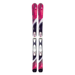 Atomic Women's Affinity Pure All Mountain Skis w/ Lithium 10 Bindings '16