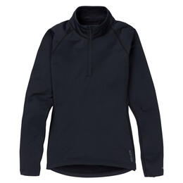 Burton Women's Heavyweight X 1/4 Zip Base Layer