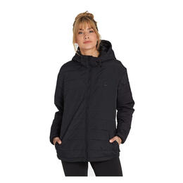 Billabong Women's Transport Adiv Puff Winter Jacket