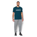 Under Armour Men's Woodmark Stack Short Sle