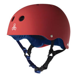 Triple Eight Sweatsaver Helmet With Sweatsaver Liner Skate Helmet