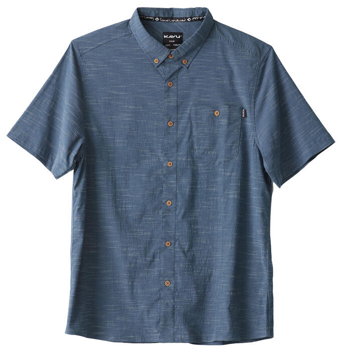 Kavu Men's Welland Button Up Shirt