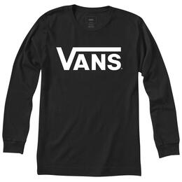 Vans Men's Classic Long Sleeve T Shirt